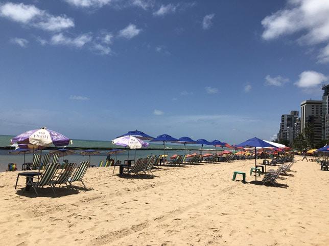 Recife Praia da Boa Viagem