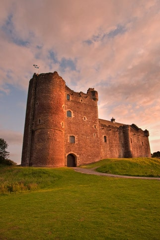 Doune Castle, Stirlingshire, Scotland