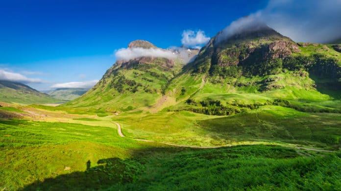 Glencoe Escócia