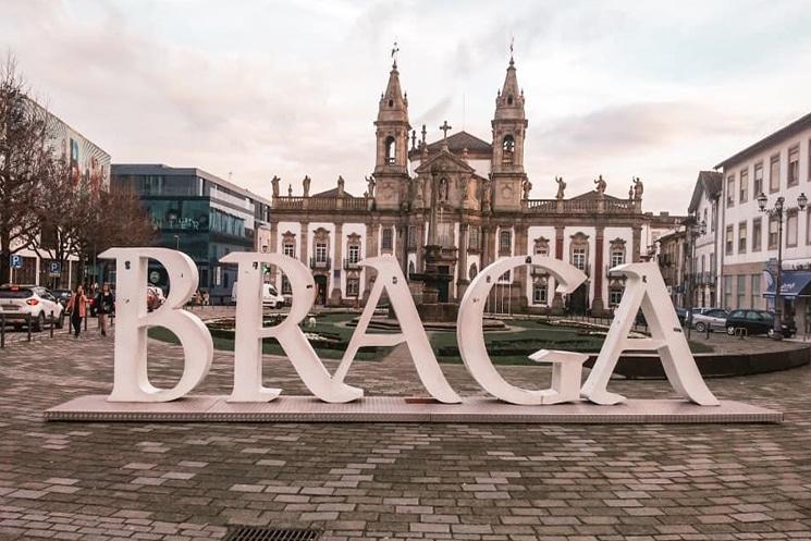 Braga romântica, um belo roteiro para casal -