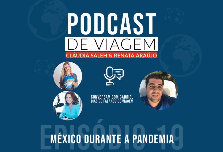 Podcast de Viagem Gabriel Dias